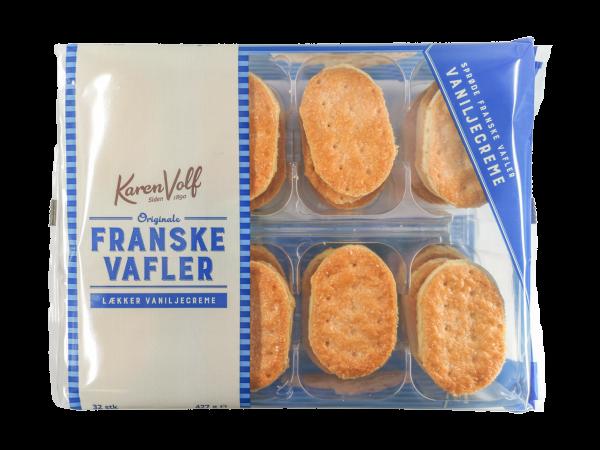 Karen Volf Franske Vafler Große Packung