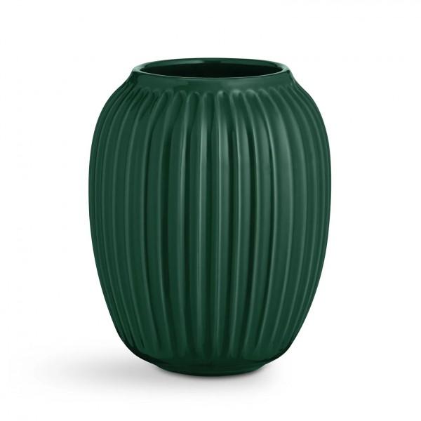 Kähler Design Hammershøi Vase grün 20 cm