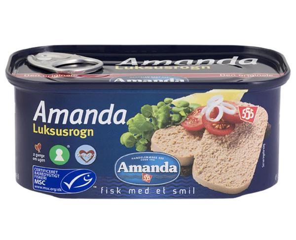 Amanda Luxus Fischrogen