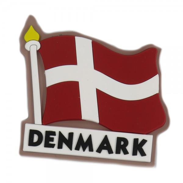 Memories of Denmark Magnet Dänemarkflagge