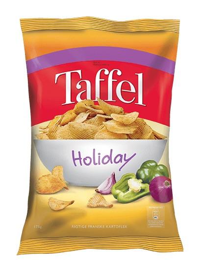 Taffel Holiday Chips