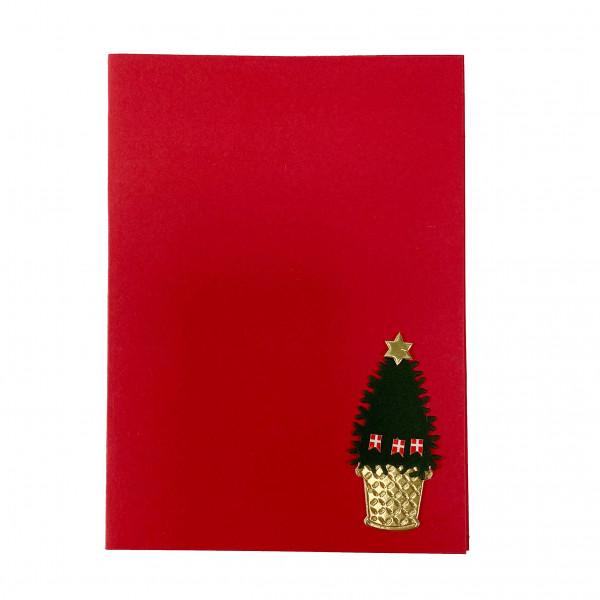 Weihnachts Grußkarte