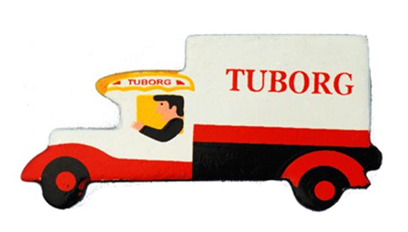 Tuborg Magnet Brauereilaster