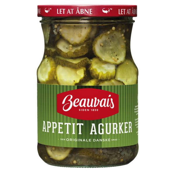 Beauvais Appetit Agurker - Gurkensalat