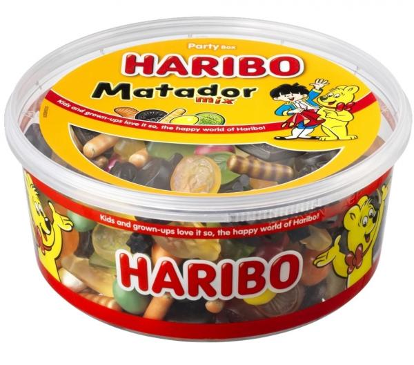 Haribo Matador Mix 1000g