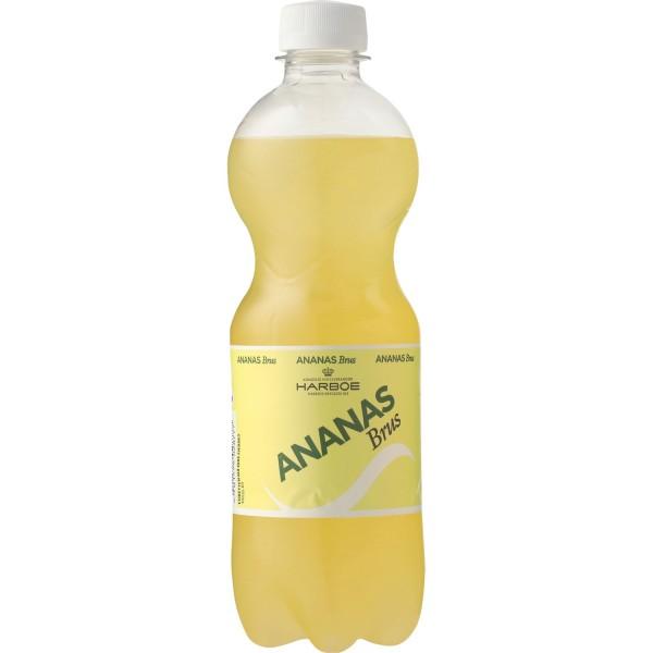 Harboe Ananas Brus - Ananaslimonade