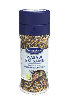 Santa Maria Wasabi & Sesam