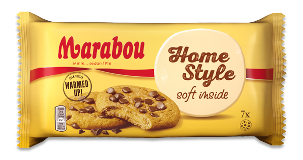 Marabou Home Style Cookies Soft Inside