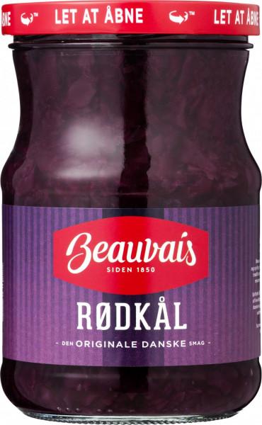 Beauvais Rødkål - Rotkohl