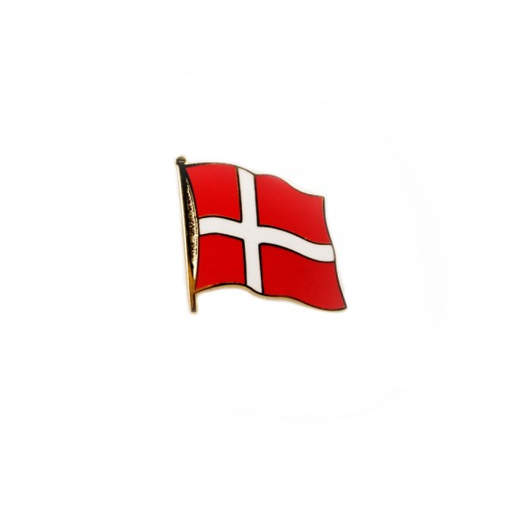 Dänemark Flaggenpin