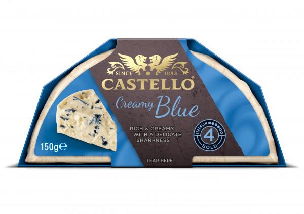 Castello Creamy Blue