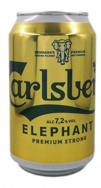 Carlsberg Elephant Bier 0,33l