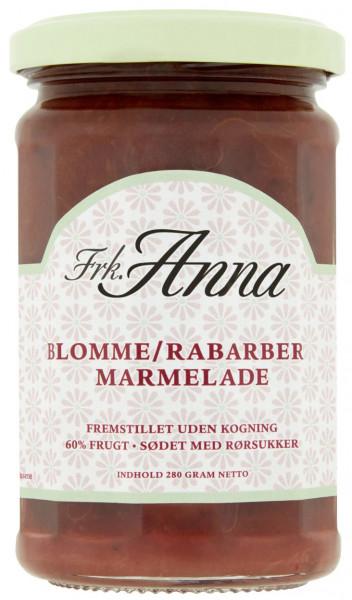 Frk. Anna Marmelade Pflaume & Rhabarber