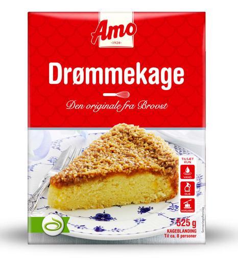 Amo Backmischung Drømmekage