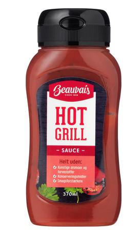 Beauvais Hot Grill Sauce