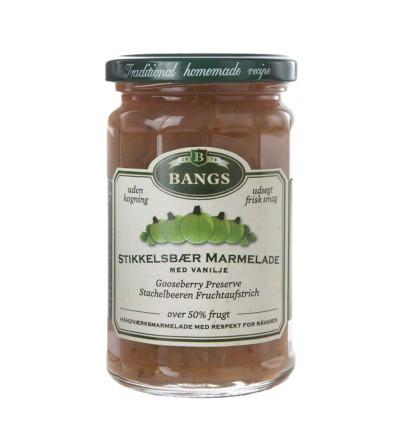 Bangs Marmelade Stachelbeere
