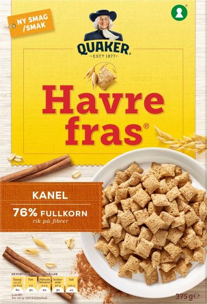 Quaker Havrefras Kanel