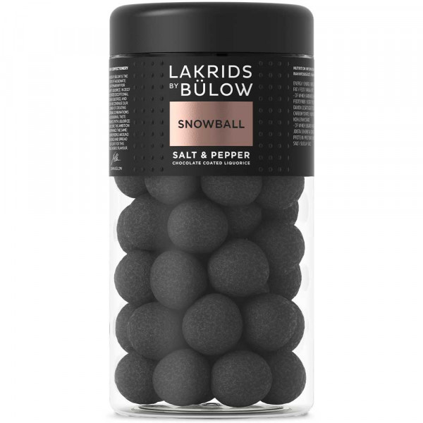 Lakrids by Johan Bülow Snowball Regular