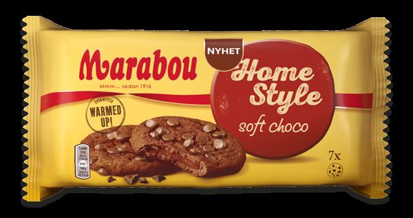 Marabou Home Style Cookies Soft Choco