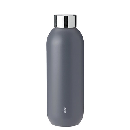 Stelton Keep Cool Thermoflasche granite grey