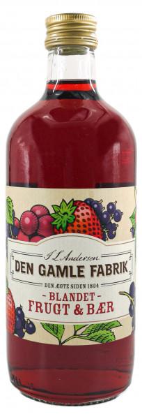 Den Gamle Fabrik Getränkesirup Früchte & Beeren