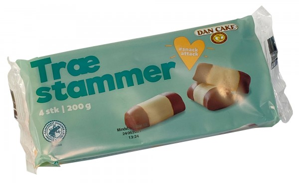Dan Cake Træstammer