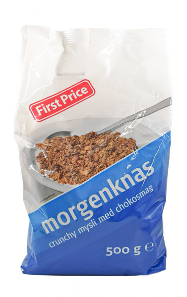 First Price Morgenknas Schokolade