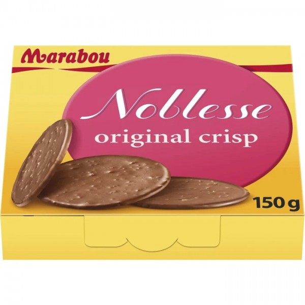 Marabou Noblesse Original Crisp