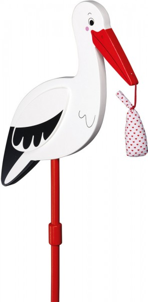 goki Storch mit Babytuch