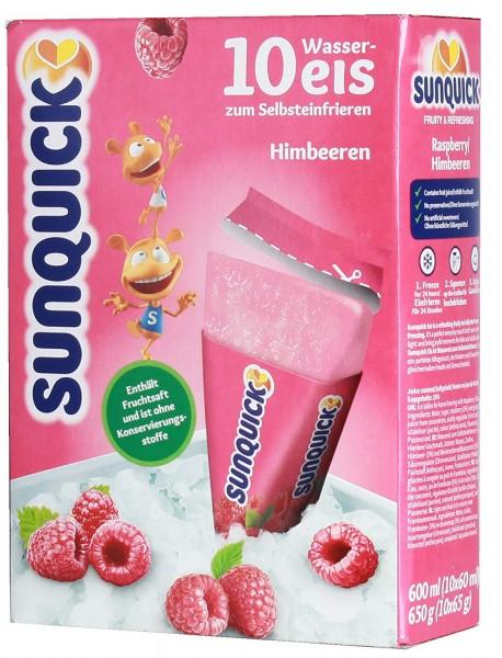 Sun Lolly - Sunquick Wassereis Himbeere