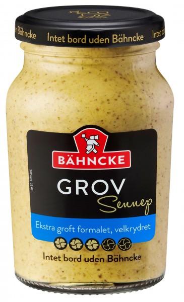 Bähncke Grov Senf