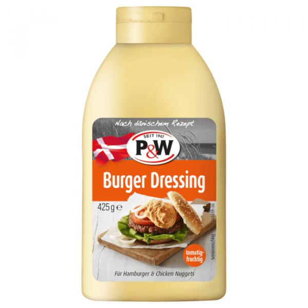 P&W Burger Dressing 425g