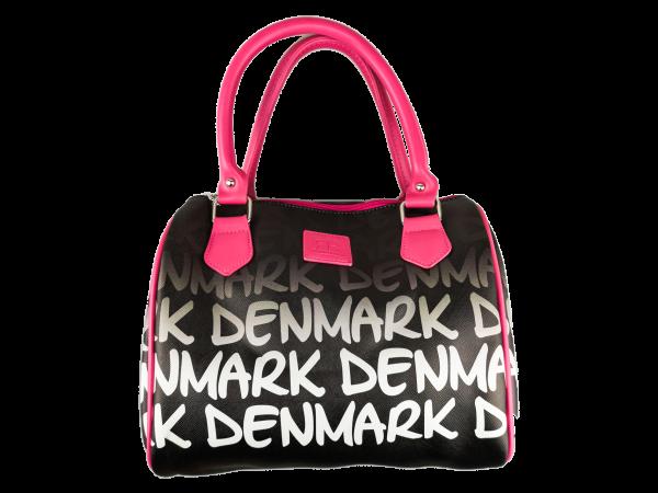 Robin Ruth Handtasche Denmark Schwarz/Pink