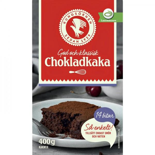 Kungsörnen Chokladkaka Mischung