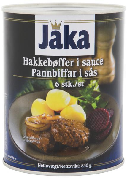 Jaka Hakkebøffer