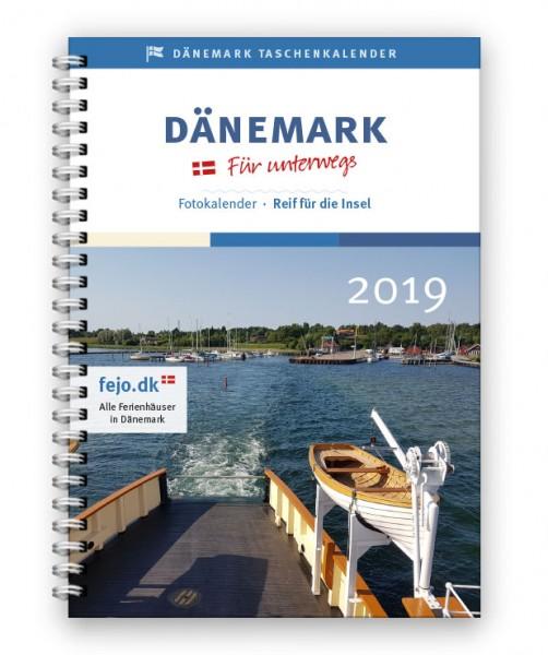 fejo.dk Taschenkalender 2019