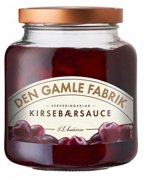 Den Gamle Fabrik Kirsebærsauce