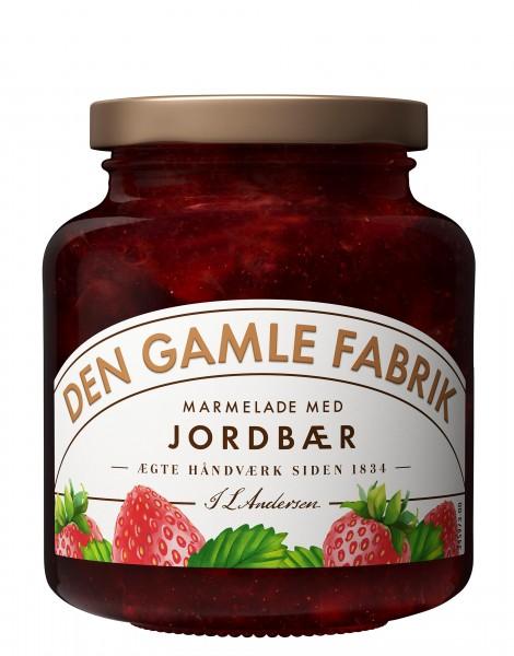 Den Gamle Fabrik Marmelade Erdbeere