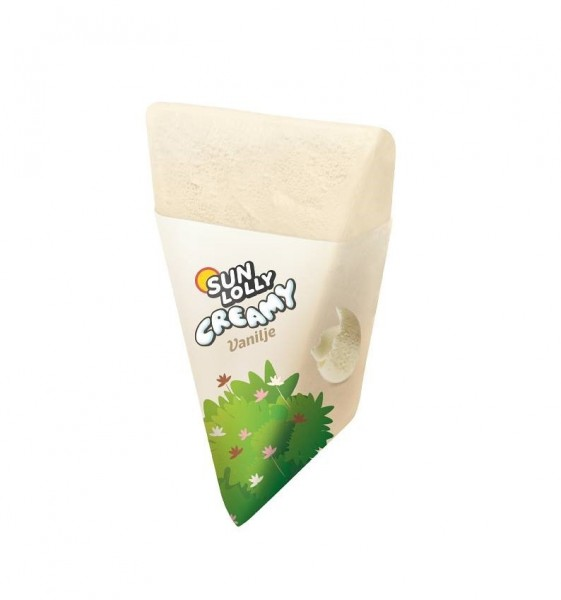 Sun Lolly Creamy Eis