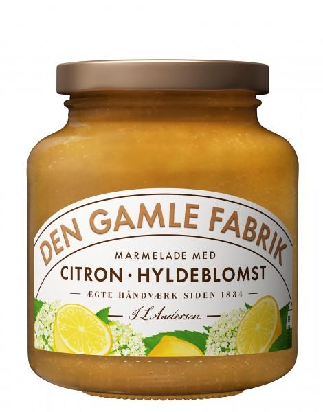 Den Gamle Fabrik Marmelade Citrus & Hyldeblomst
