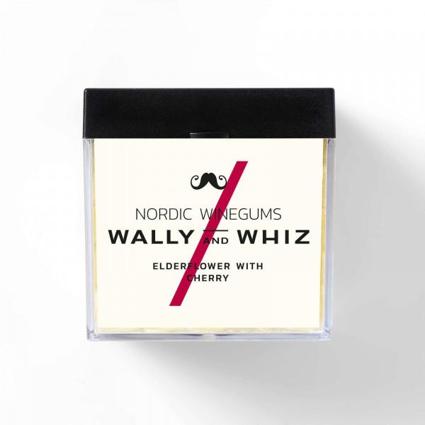 Wally and Whiz Elderflower with Cherry