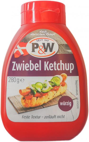 P&W Dänischer Zwiebel Ketchup