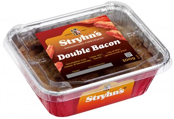 Stryhns Double Bacon Leberpastete 300g
