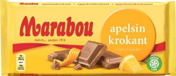 Marabou Apelsin Krokant