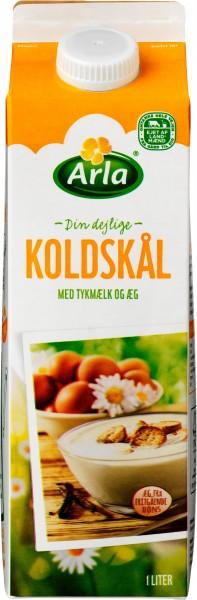 Arla Koldskål mit Dickmilch & Ei