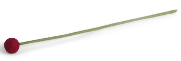 Én Gry & Sif kleine Blume dunkelpink