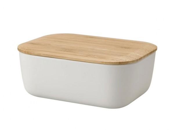Stelton BOX-IT Butterdose hellgrau