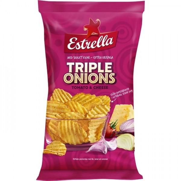Estrella Triple Onion Chips
