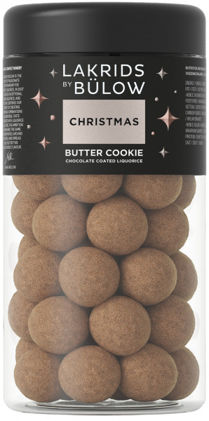 Lakrids by Bülow CHRISTMAS Butter Cookie groß