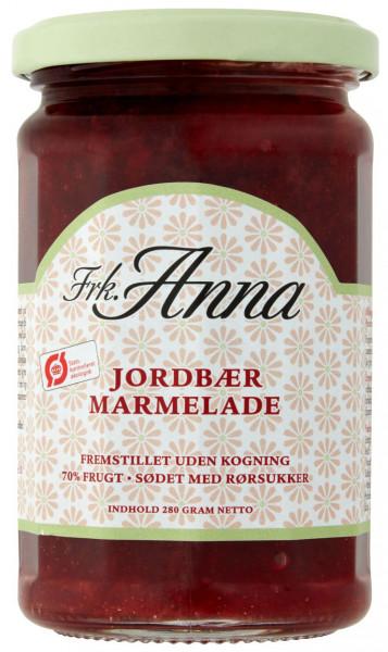 Frk. Anna Bio-Marmelade Erdbeere
